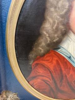 MAGNIFICENT ANTIQUE PORTRAIT OF ARISTOCRAT OIL PAINTING - 1555095