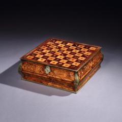 MASTERPIECE GAMING BOX CONTINENTAL CIRCA 1740 - 2048249