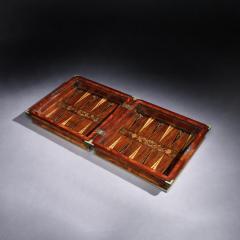 MASTERPIECE GAMING BOX CONTINENTAL CIRCA 1740 - 2048256