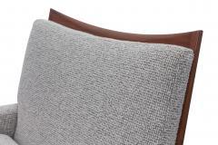 MId Century Modern Lounge Chair  - 2015022