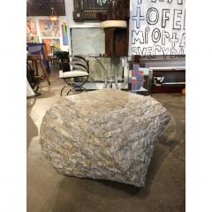 MODERN MARBLE ACCENT TABLE - 1046524