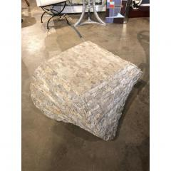 MODERN MARBLE ACCENT TABLE - 1046526