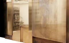 MUR Sideboard Hand Patinated Brass Masterpiece - 675891