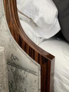 Macassar Ebony Canopy Bed - 1837474