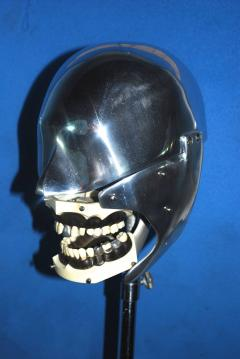 Machine Age Medical Scull Model 1940s - 1692024