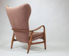 Madsen Sch bel Madsen Schubel High Back Danish Lounge Chair - 354930