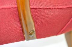 Madsen Sch bel Madsen and Schubell Pragh Lounge Chair and Ottoman - 352149