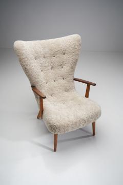 Madsen Sch bel The Prague Chair by Madsen Schubell Denmark 1950s - 1384622