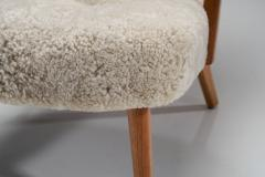 Madsen Sch bel The Prague Chair by Madsen Schubell Denmark 1950s - 1384625