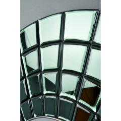 Magnificent Contemporary Mirror in Vintage Italian Glass - 1342406