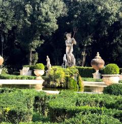 Magnificent Italian Fontaine Sculpture of God Neptune - 1507975