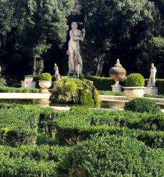 Magnificent Italian Fontaine Sculpture of God Neptune - 1507986