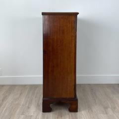 Mahogany 2 Door Cabinet England 19th Century - 1643359