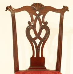 Mahogany Chippendale Carved Side Chair - 1016312