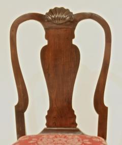 Mahogany Queen Anne Balloon Seat Side Chair - 1015428