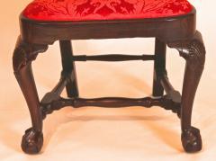 Mahogany Queen Anne Balloon Seat Side Chair - 1015431