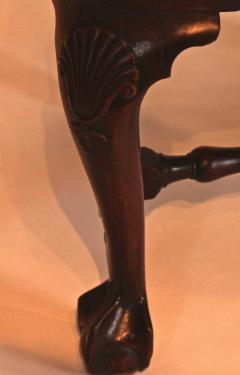 Mahogany Queen Anne Balloon Seat Side Chair - 1015432