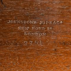 Mahogany centre table from Clumber Park seat of the 7th Duke of Newcastle - 1719759
