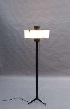 Maison Arlus 2 FINE FRENCH 1960S TELEVISION FLOOR LAMPS BY ARLUS - 1030857