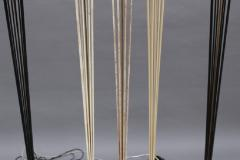Maison Arlus 5 French 1950 s Floor Lamps by Arlus - 1377925