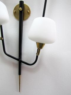 Maison Arlus Large Multiarm Wall Light by Arlus - 692384
