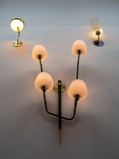 Maison Arlus Large Multiarm Wall Light by Arlus - 692391