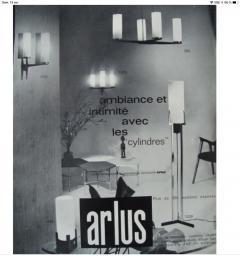 Maison Arlus Maison Arlus Pair of Sconces - 993745