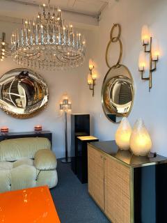 Maison Arlus Pair of Bronze Sconces Opalin Glass by Maison Arlus France 1960s - 1206990