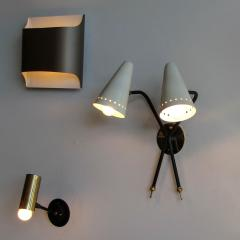 Maison Arlus Rare French Double Arm Wall Light by Arlus - 682204