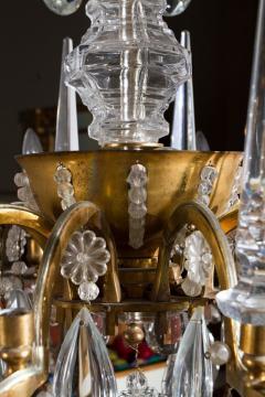 Maison Bagu s L 93 Important Pair of Crystal Chandeliers by Maison Bagu s - 259959