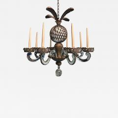 Maison Bagues early rarest 8 light chandelier - 984717