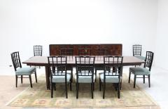 Maison Dominique FINE FRENCH 1960S DINING ROOM SET BY DOMINIQUE - 977318