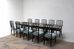Maison Dominique FINE FRENCH 1960S DINING ROOM SET BY DOMINIQUE - 977321