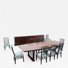 Maison Dominique FINE FRENCH 1960S DINING ROOM SET BY DOMINIQUE - 977468