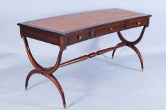 Maison Jansen A French 40 s Demi Lune Writing Desk in the manner of Maison Jansen - 1027673