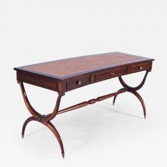 Maison Jansen A French 40 s Demi Lune Writing Desk in the manner of Maison Jansen - 1029074