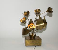 Maison Jansen Hollywood Regency Floor Lamp circa 1970 - 1876333