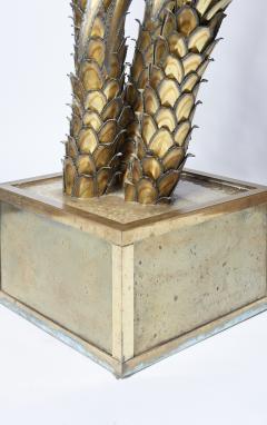 Maison Jansen Maison Jansen Palm Tree Floor Lamp - 1066317