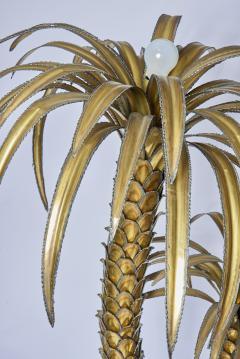 Maison Jansen Maison Jansen Palm Tree Floor Lamp - 1066321