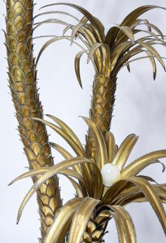Maison Jansen Maison Jansen Palm Tree Floor Lamp - 1066324