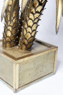 Maison Jansen Maison Jansen Palm Tree Floor Lamp - 1066326