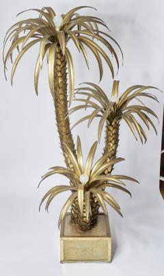 Maison Jansen Maison Jansen Palm Tree Floor Lamp - 1066330