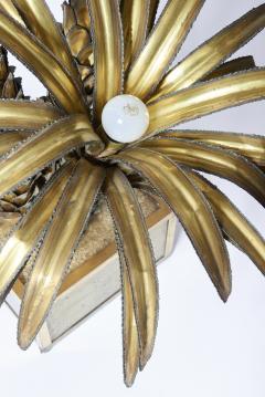 Maison Jansen Maison Jansen Palm Tree Floor Lamp - 1066331