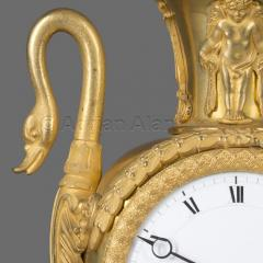 Maison Lepaute Empire Clock In The Form Of a Classical Urn - 758637
