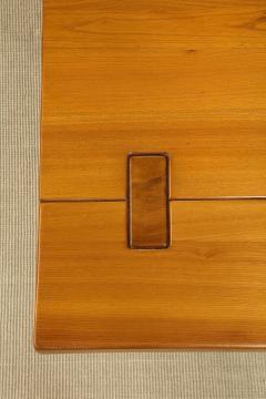 Maison Regain Low table in French Elm by Maison Regain - 1375463
