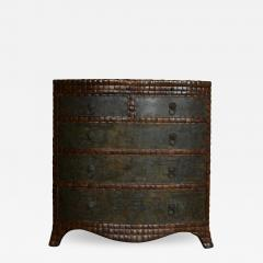 Maithland Smith Coconut Commode - 968579