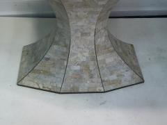 Maitland Smith MAITLAND SMITH TESSELLATED MARBLE CORSET CONSOLE - 799082