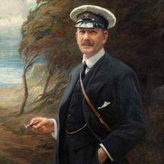 Major R Sloane Stanley by George Hillyard Swinstead 1916 - 1506548
