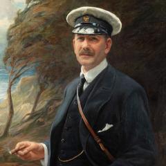 Major R Sloane Stanley by George Hillyard Swinstead 1916 - 1506549