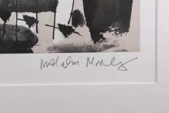 Malcolm Morley Malcolm Morley Abstract Expressionist Lithograph 1983 - 348345